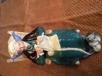 "Royal Daulton ""Twilight"" figurine"