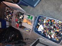 3 Big Boxes of Lego