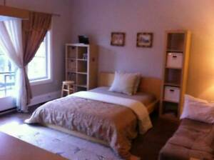 LARGE MASTER BEDROOM! PRIVATE WASHROOM! BALCONY! BEACH! HURRY!!!