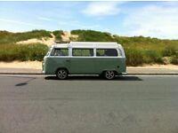 Kev's Kampers - Self drive camper van hire