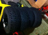 Small Tires (Price Reduced!)
