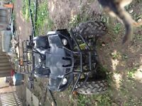 black 150cc atv for slae