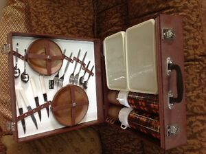 PICNIC CASE BY SIRRAM - MADE IN ENGLAND