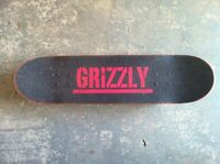 skate board primitive gold