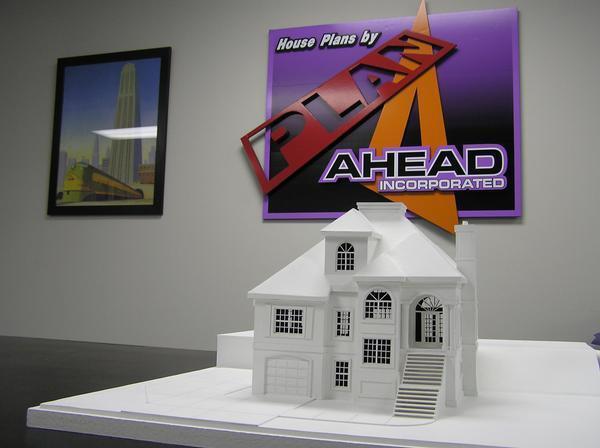 Custom House Plans by Plan Ahead