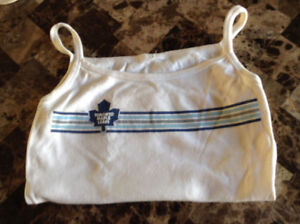 Ladies Official Toronto Maple Leafs Tank Top