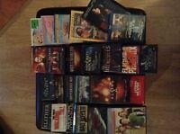 23 DVD's 1 Blueray