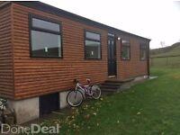 mobile homes/ log cabins