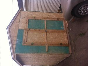 New Full size 8x12 baby barn