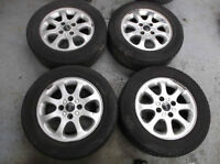 205/60R15 4x Volvo S40 & V40 Mags With Summer Tires Thread 50%