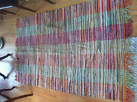 Colourful Woven Rug