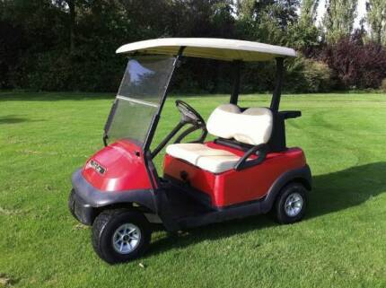 Club Car 2011 Precedent Electric Golf Cart Mittagong Bowral Area Preview