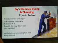 Jay's Chimney Sweep & Tree Removal