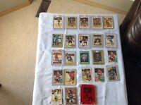 Hockey card sport card collection for sale or trade