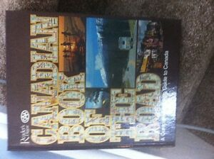 Canadian Book of The Road - Readers Digest addition hard cover