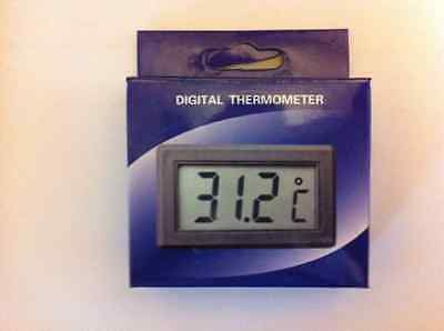 Digital LCD Thermometer For Fridges Freezers Coolers Chillers UK Seller