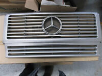 MERCEDES AMG G WAGON G55 G550 W463 FRONT GRILLE 4638880615
