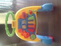 Marchette musicale Fisher Price