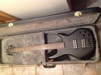 5 string Ibanez bass for sale