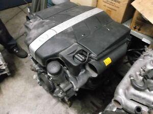 Mercedes-Benz C240 2001-2005 2.6L V6 Engine Block 148 000KM
