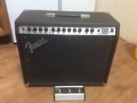 Fender Roc Pro 1000, A rare classic sounding fender designed for Rock i have two of them