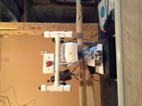 Bailey Mid Long-arm Quilting machine like new 2013 $1150.00 obo