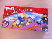 "KBGE: The Simpsons ""Loser Takes All"" - fun family board game!"