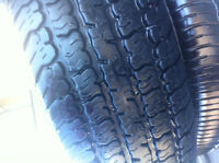 ST205/75R15 6ply trailer tires