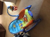 Fisher price infant to toddler