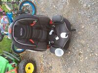 Siège auto enfant Graco noir