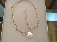 Tiffany-style Sterling Silver Necklace