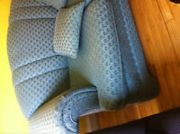 free green couch/sofa/loveseat