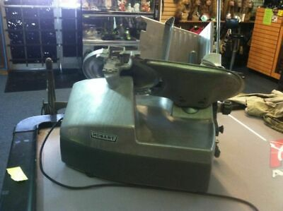 Hobart 2712 Automatic 2-speed 12 Meat Cheese Deli Sub Slicer With Sharpener