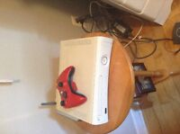 Xbox 360, 2 controllers, several games. Works like new!