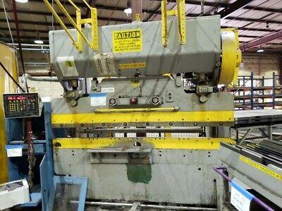 8 X 316 Dreis Krump 90-ton 68-l Mechanical Press Brake - 28698