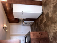 Renovated Two Bedroom Across from University