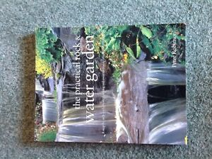 WATER GARDEN....BOOK...250 useful pages....
