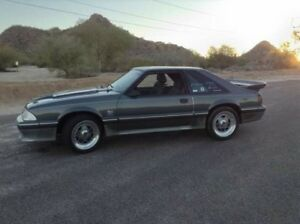 1988 Mustang Supercharged