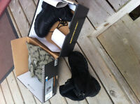 Magnum Stealth Work Boots Comp toe Size 8.5 M