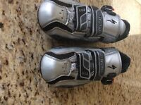 specialized carbon road shoes size 41.5