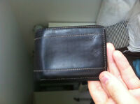 Columbia Leather Wallet