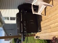 Char-Broil duel bbq for sale