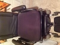 Electric wheel chair 250 or best offer it is yours