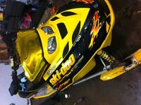 Mint fast sled come take a look  700 twin!!