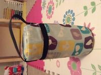 Mothercare insulated bottle bag