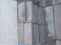 Small patio blocks