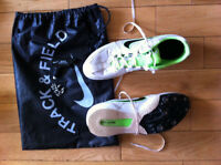 Nike Track Spike Shoes (Size 11)