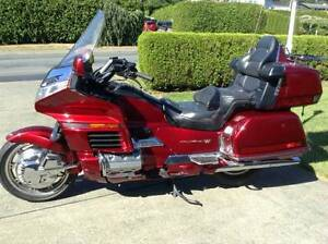 Goldwing GL1500. A lot of bike for your buck.