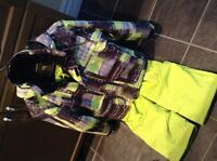 Boys Snow boarding outer wear