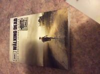 The walking dead season 2 new and sealed